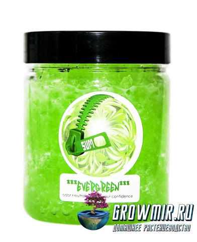 Нейтрализатор запаха, гель SUMO  Sumo Evergreen 500 ml