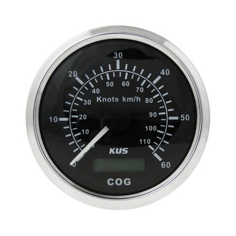 GPS-спидометр аналоговый (BS), 60 узлов