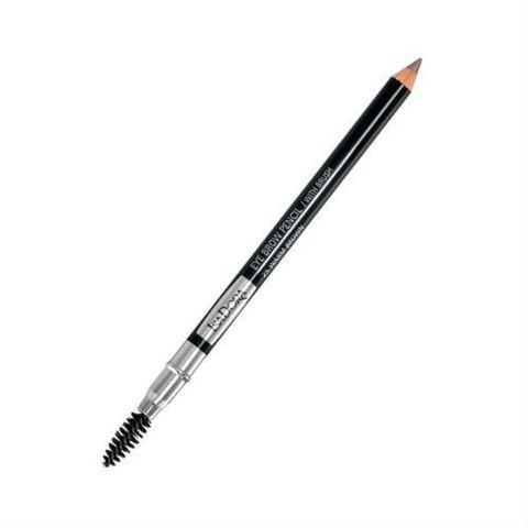 Карандаш с щеточкой для бровей IsaDora Eye Brow Pencil with Brush 25 Warm Brown