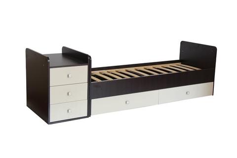 Кровать детская Фея 1100