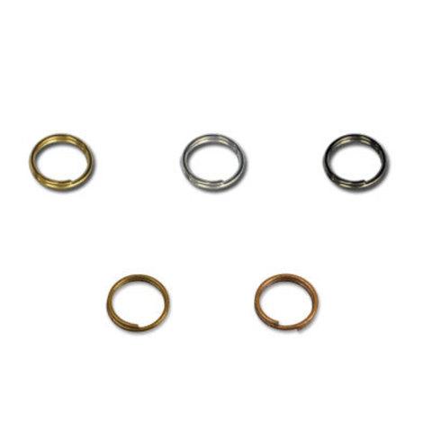 Соеденительное кольцо двойное  3,5 мм., (выбрать цвет)