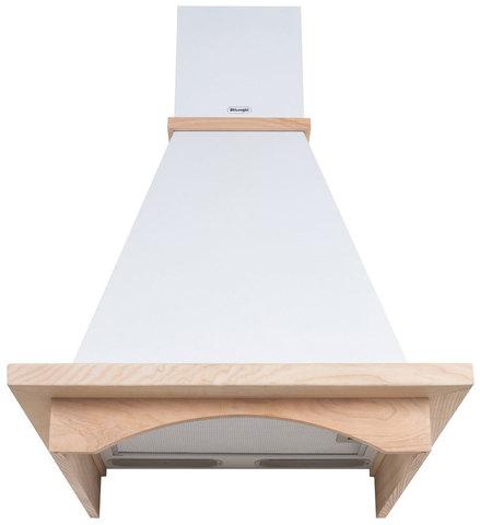 Кухонная вытяжка 60 см DeLonghi Vettore Bianco 60