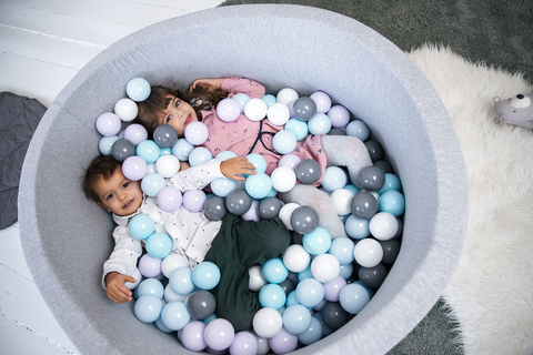 Сухой бассейн Anlipool 100/40 комплект №45 250 шаров Big Bubble