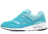 Кроссовки Женские New Balance 997 Sky Blue Top