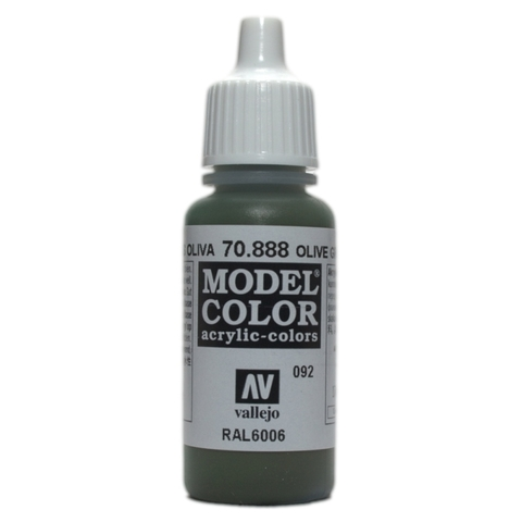 Model Color Olive Grey 17 ml.