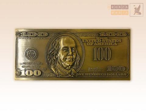 магнит 100 Dollars (ЦАМ)