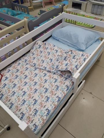 Комплект постельного белья Мишки