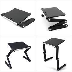 Компактный складной столик для ноутбука Т3
