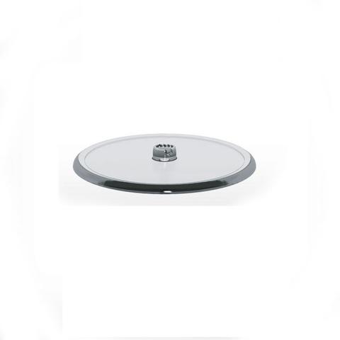 Подставка круглая, прозрачный ROUND BASE-VL 90мм