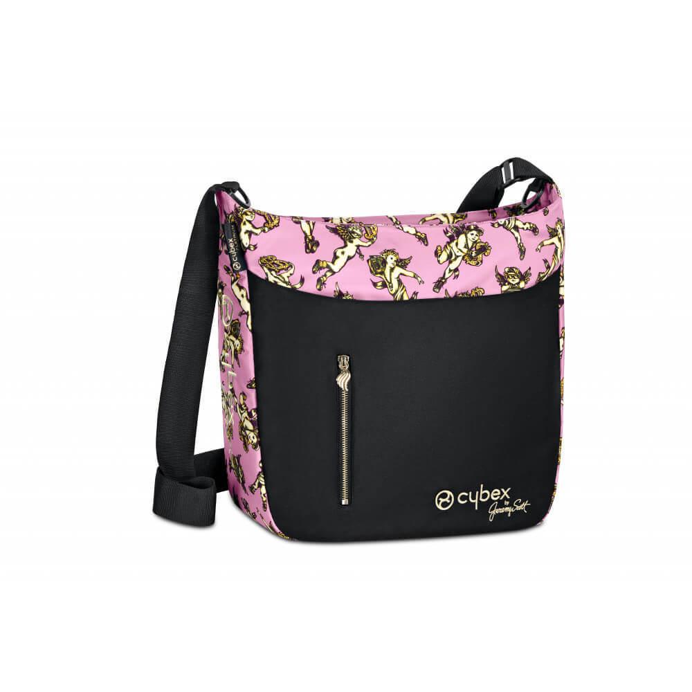 Сумки для колясок Cybex Balios M Сумка для коляски Cybex Priam Changing Bag JS Cherubs Pink 518001413-_.jpg