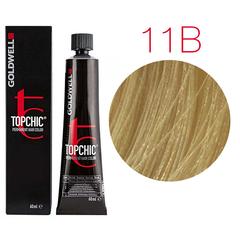 Goldwell Topchic 11B (светло-бежевый блондин) - Cтойкая крем краска