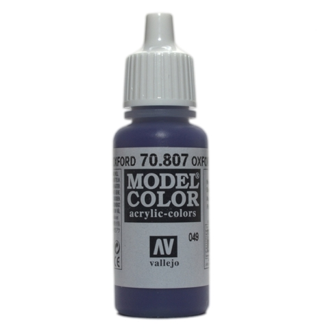 Model Color Oxford Blue 17 ml.