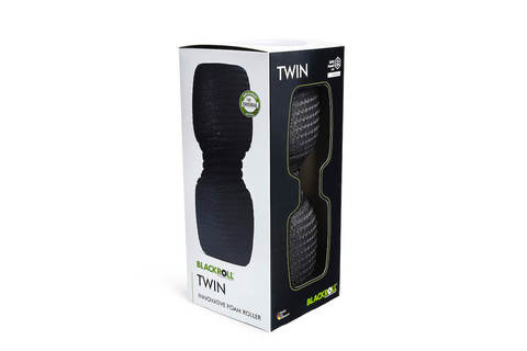Массажный ролл BLACKROLL® TWIN 30 см