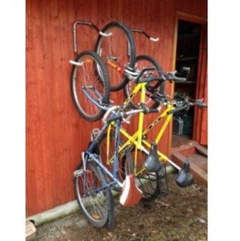 Подвес для хранения 2-х велосипедов