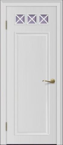 Межкомнатная дверь Victoria 16.1 под стекло
