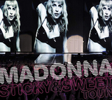 Madonna / Sticky & Sweet Tour (CD+DVD)