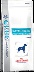 Корм для собак, Royal Canin Hypoallergenic HME 23 Moderate Calorie, с пищевой аллергией или непереносимостью