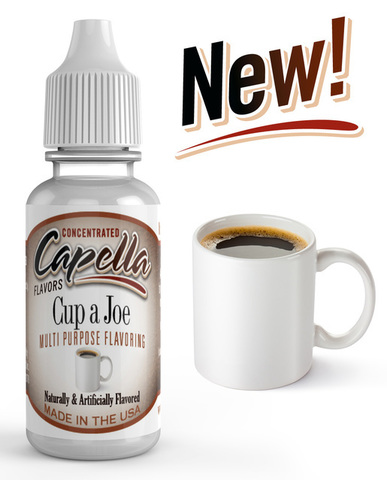 Ароматизатор Capella  Cup a Joe