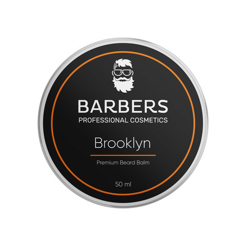 Бальзам для бороды Barbers Brooklyn 50 мл (1)