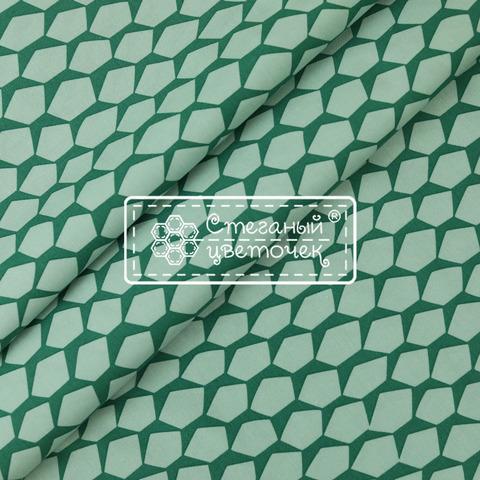 Ткань для пэчворка, хлопок 100% (арт. RK0502)