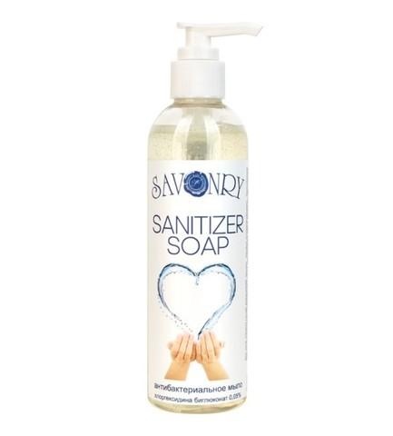 Жидкое мыло SANITAIZER | 250 мл | Savonry