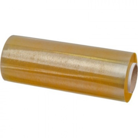 Пленка пищевая ПВХ Clarity H 38 см x 900 м, 9 мкм, прозрачная