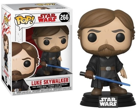 Фигурка Funko POP! Bobble: Star Wars: The Last Jedi: Luke Skywalker (Final Battle) 31788