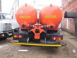 Цистерна левая КО-505А