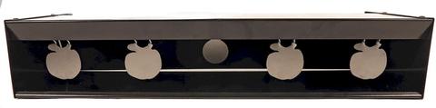 Мишень-ловушка для пуль 4 яблока (Минитир) Target Shot T-A mini NEW