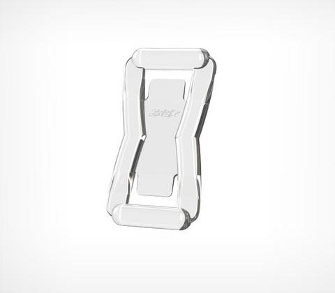 Соединительный кронштейн DELI-UNBO-40, прозрачный