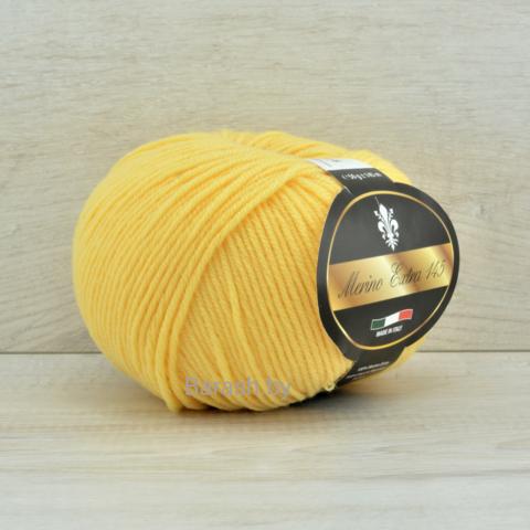 Пряжа Merino Extra 145 (Мерино экстра 145) Желтый