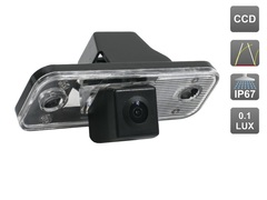 Камера заднего вида для Hyundai Sant Fe 06-12 Avis AVS326CPR (#028)