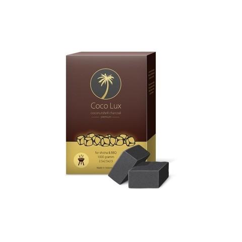 Уголь CocoLux 1 кг