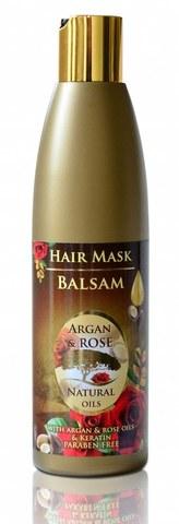 Кондиционер маска для волос с аргановым маслом