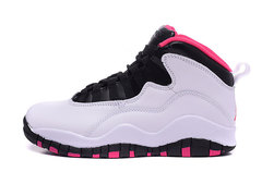 Air Jordan 10 Retro 'Vivid Pink'