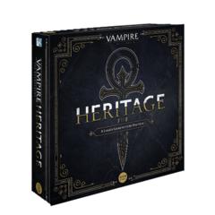Vampire: The Masquerade — Heritage (на русском языке)