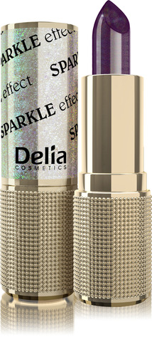 DELIA Губная помада Be Glamour Cream Glow Sparkle тон: 608 10 шт. + 1 тестер (*60)