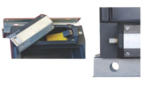 72M | Клапан подачи воды и опциональный кронштейн