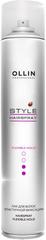 OLLIN style лак для волос эластичной фиксации  450мл/  hairSPray Flexible