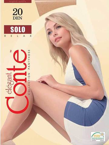 Колготки Solo 20 XL Conte