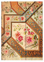 Floral-Ivory