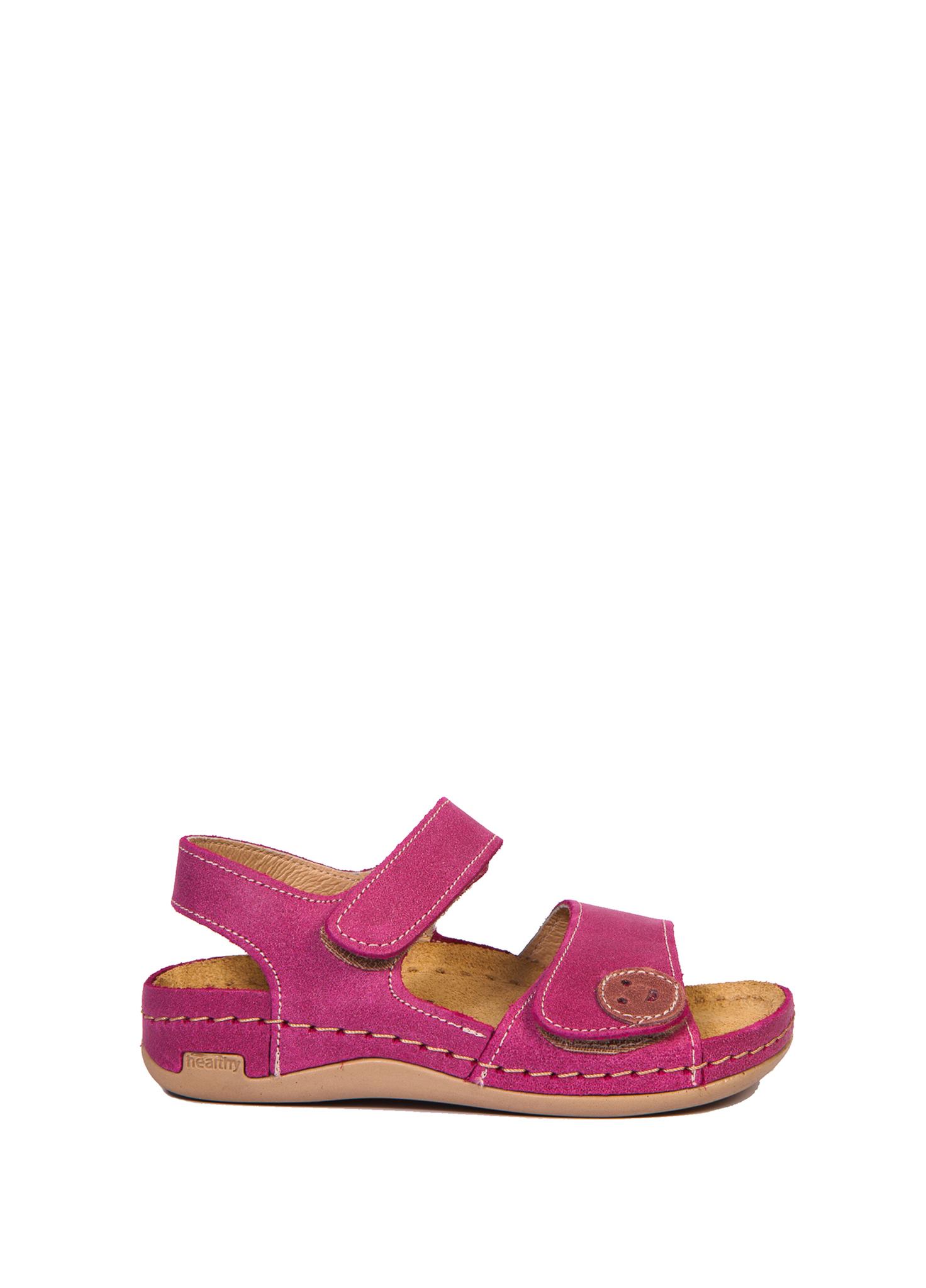 Детские сандалии, модель 802 (розовые)