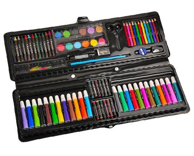 Детское творчество и хобби Набор для рисования (92 предмета) 2ae0af7fbececf5cf79b17312b0f9761.jpg