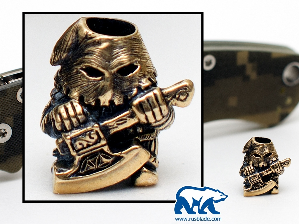 "Custom Sword Knot ""Executioner"" Limited Edition"