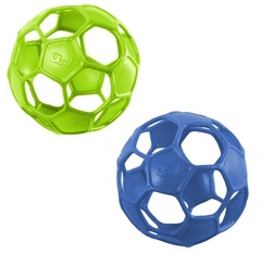OballМячик «Футбол» зелёный (81145-1)