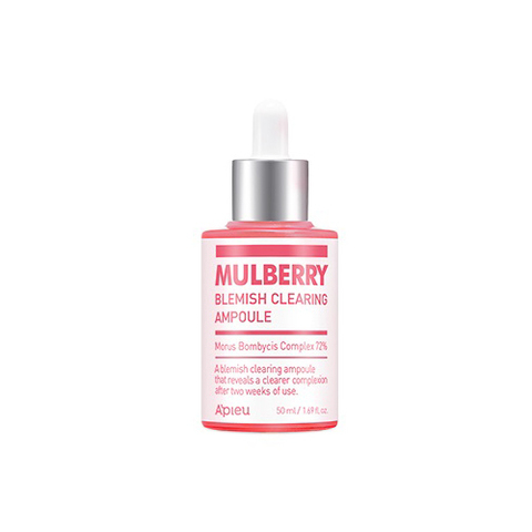 Сыворотка A'PIEU Mulberry Blemish Clearing Ampoule 50ml