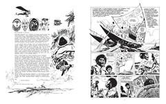 Корто Мальтезе. Баллада солёного моря. Чёрно-белое издание