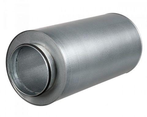 Шумоглушитель жесткий Dvs SAR 160/1000
