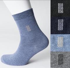 VM014 носки мужские, цветные 42-46 (3шт)