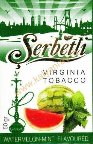 Serbetli Watermelon-Mint